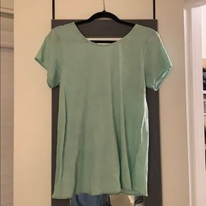 Short sleeve casual top